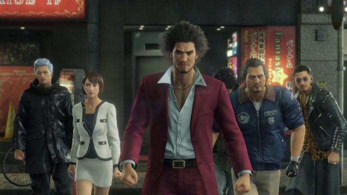 Yakuza : Like a Dragon vidéo de gameplay 14 minutes