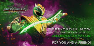 édition collector physique Power Rangers : Battle for the Grid le 8 octobre