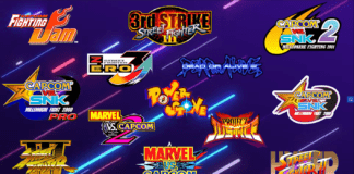 SRKade jeux de combats rétros match en ligne