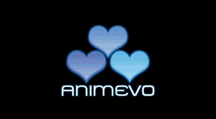 Le logo de l'AnimEVO