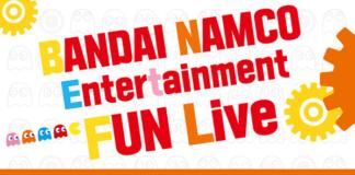 bandai namco fun live juillet
