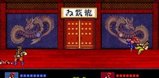 Double Dragon IV mise à jour mode en ligne disponible