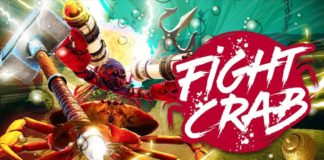 Fight Crab arrive sur Nintendo Switch le 25 septembre 2020