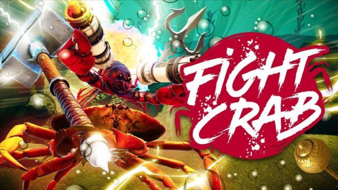 Fight Crab arrive sur Nintendo Switch le 25 septembre 2020