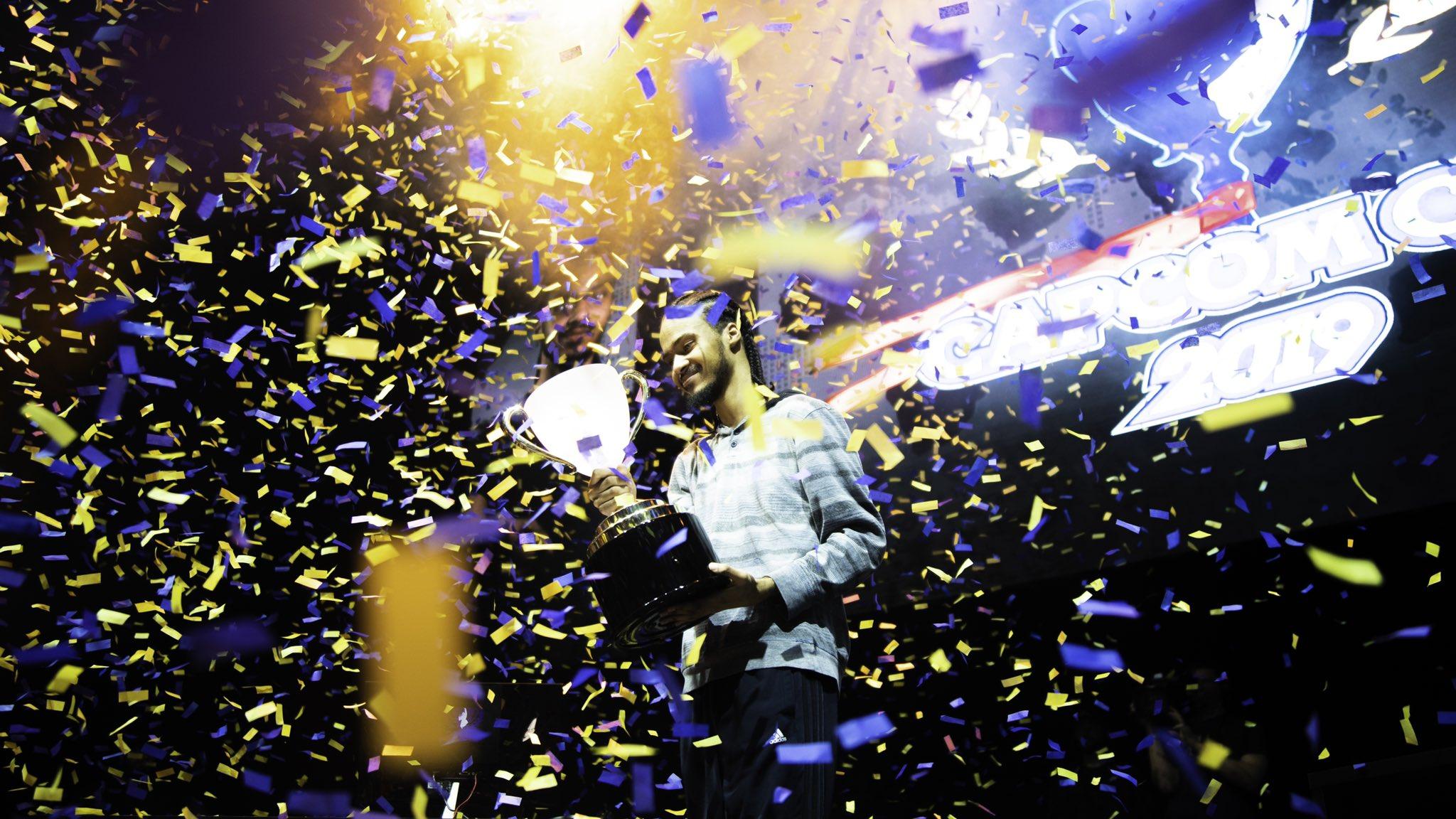 Le champion de la Capcom Cup 2019 : iDom