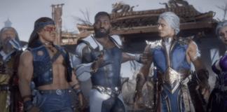 Cinq personnages de Mortal Kombat 11 en ligne