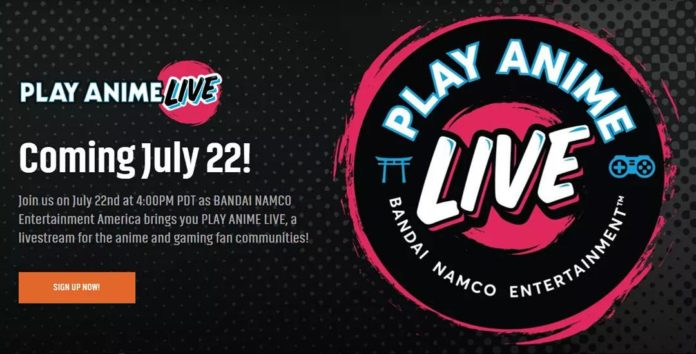 Play Anime Live Bandai Namco