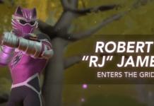 Le nouveau combattant de Power Rangers: Battle for the Grid Robert « RJ » James