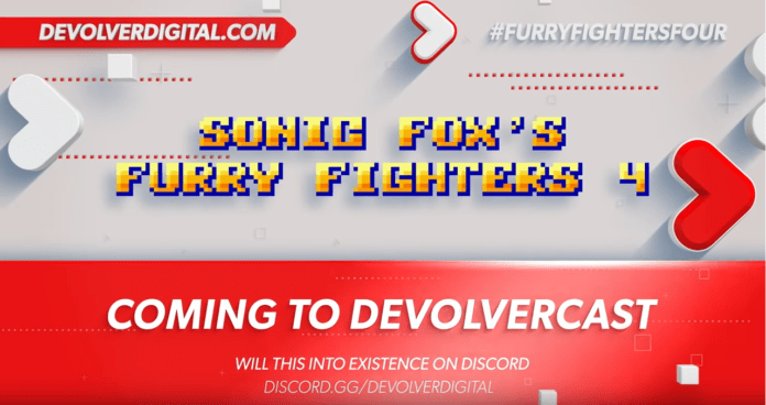 sonic fox's furry fighters 4 conférence Devolver