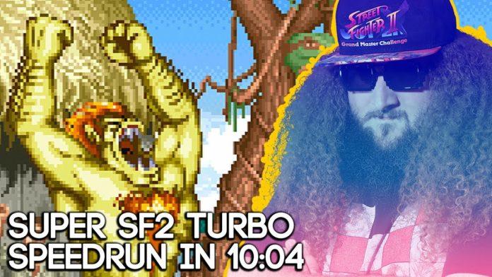Street Fighter 2 Turbo Speedrun en 10:04 minutes par Fromo