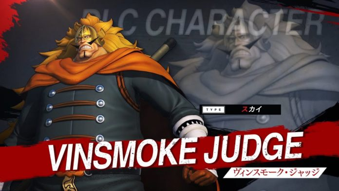 vinsmoke judge one piece pirate warriors 4 bande annonce