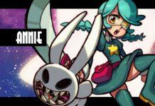 Annie le nouveau dlc de Skullgirls Mobile et de Skullgirls 2nd Encore
