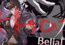 Le personnage en DLC de Granblue Fantasy Versus : Belial