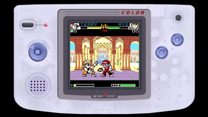 The King of Fighters R-2 et Samurai Shodown! 2 disponible dans la NeoGeo Pocket Color Selection