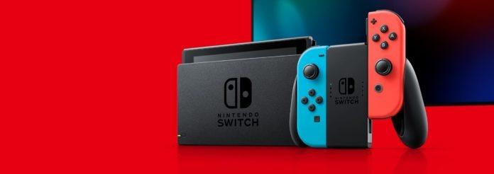 Nouveau modèle de Nintendo Switch prévu pour 2021