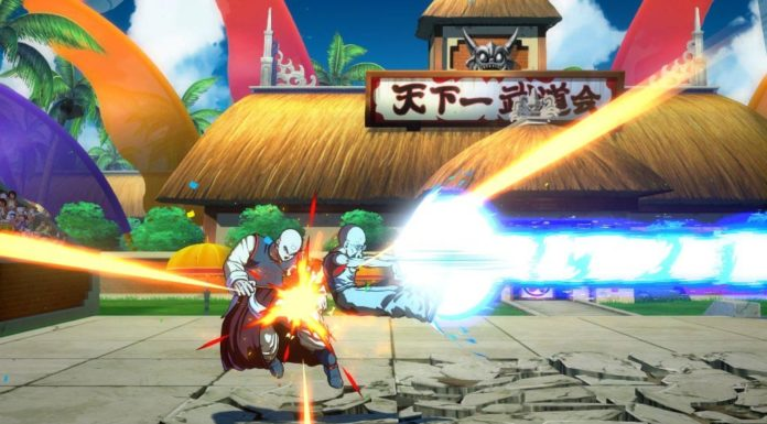 Tortue Géniale moveset entier Dragon Ball FighterZ