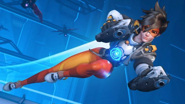 Blizzard est intéressé d'intégrer tracer d'Overwatch dans Super Smash Bros Ultimate