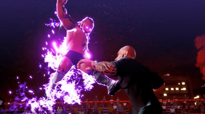 WWE 2K Battlegrounds sort le 18 septembre bande-annonce gamescom 2020