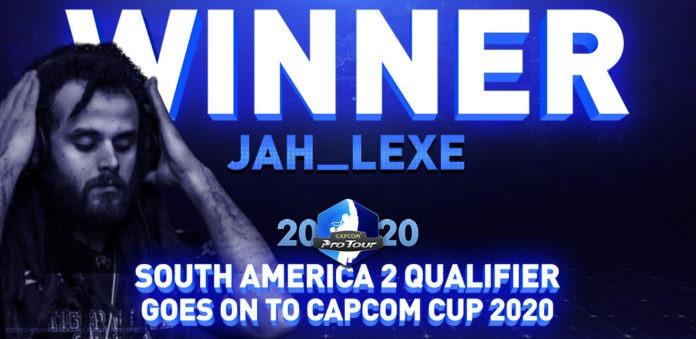 Le gagnant du second tour du CPTO2020 d'Amérique du Sud Jah_Lexe