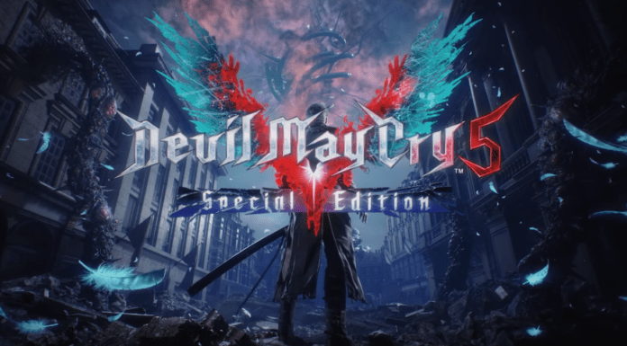 Devil May Cry 5 Special Edition ajout de Vergil Playstation 5