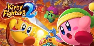 kirby fighters 2 a fuité dans la liste des jeux Nintendo Play
