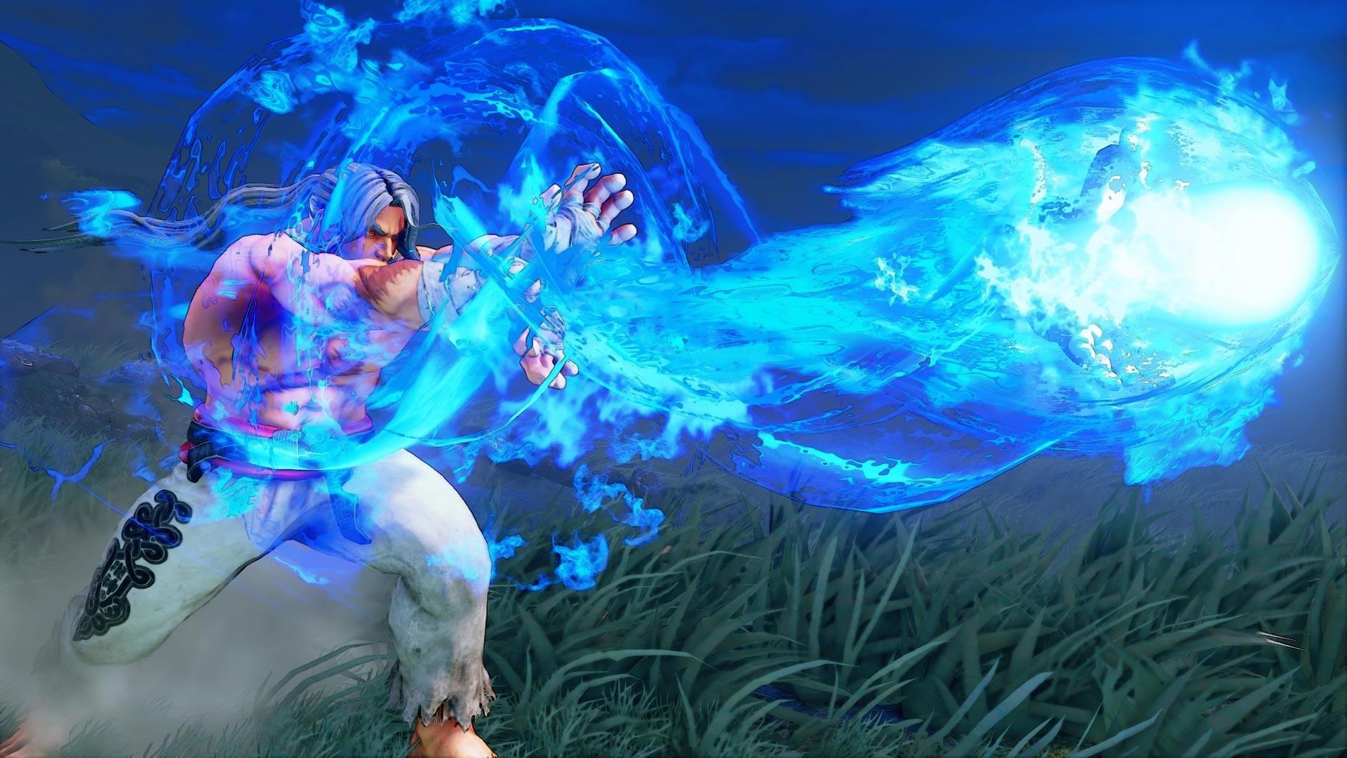 nouveau costume de Ryu dans Street Fighter 5 via une collaboration avec Fighting EX Layer