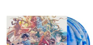street fighter 3 the collection vinyle 72 pistes musicales
