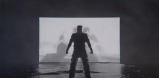 L'un des personnage de Virtua Fighter de dos au Tokyo Game Show 2020
