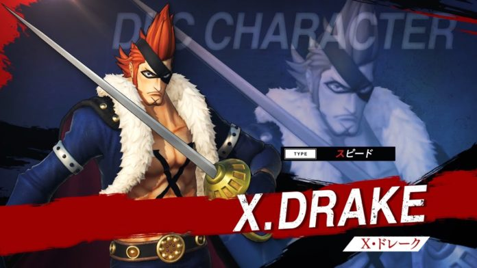 bande-annonce de X Drake le prochain DLC de One Piece : Pirate Warriors 4