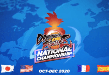 Premiers résultats du dragon ball fighterz national championship