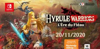Hyrule Warriors: L'ère du fléau nouvelle bande annonce Souvenirs Oubliés