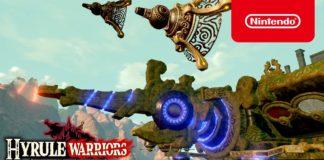 Hyrule Warriors : l'ère du fléau démo disponible et nouvelle bande-annonce