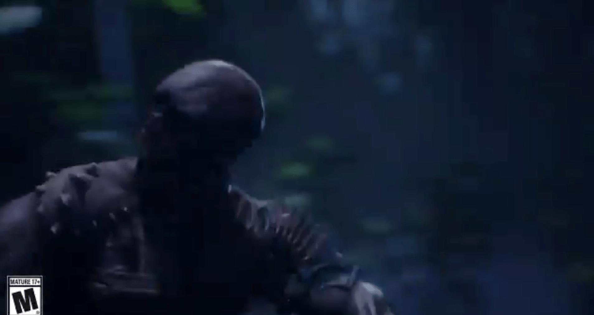 Un personnage inconnu dans une vidéo teaser pour les futurs DLCs de Mortal Kombat 11: Aftermath
