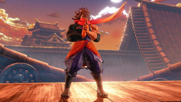 Street Fighter 5 tier list Punk Zeku