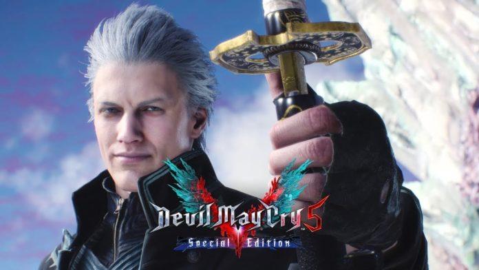 Bande annonce de lancement pour Devil May Cry 5 Special Edition
