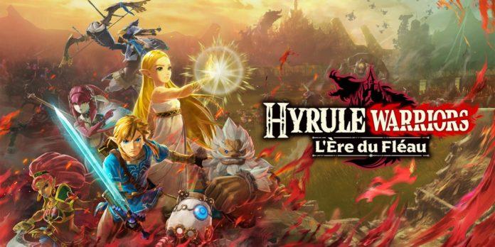 Hyrule Warriors l'ère du fléau concours