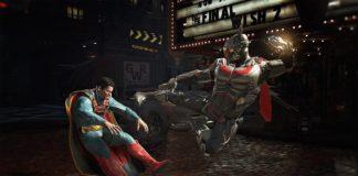 Injustice 2 est ajouté sur le Playstation Now