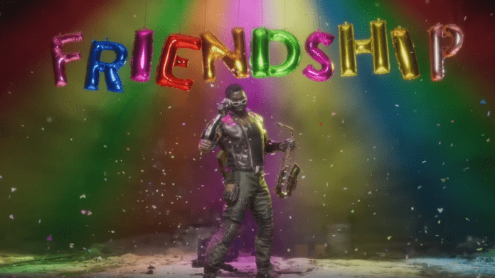 Sony félicite Xbox Series X avec un gif de friendship Jax