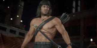 Mortal Kombat 11 Ultimate Rambo VS Terminator