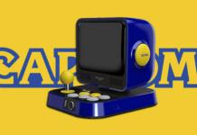 La Retro Station de Capcom avec des jeux Street Fighter et Mega Man