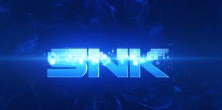 Le logo de l'éditeur de jeux vidéo japonais SNK