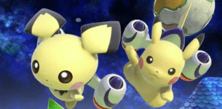 tier list ESAM Pikachu super smash bros ultimate