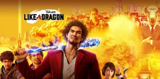 Yakuza : like a dragon test