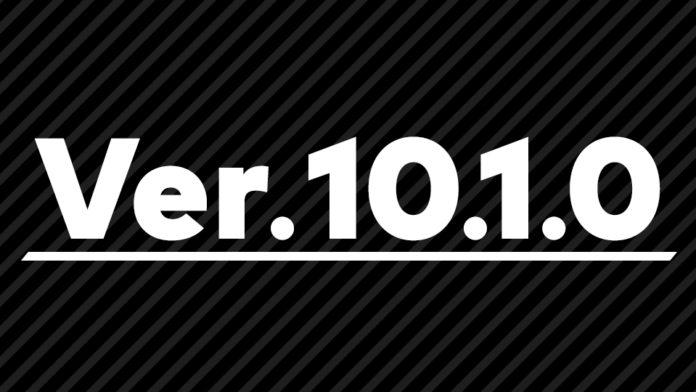 mise à jour 10.1.0 Super Smash Bros. Ultimate