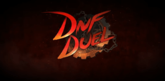Dungeon Fighter Duel nouveau jeu de combat signé arc system works