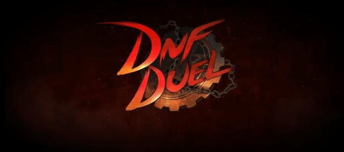 Dungeon Fighter Duel nouveau jeu de combat signé arc system works