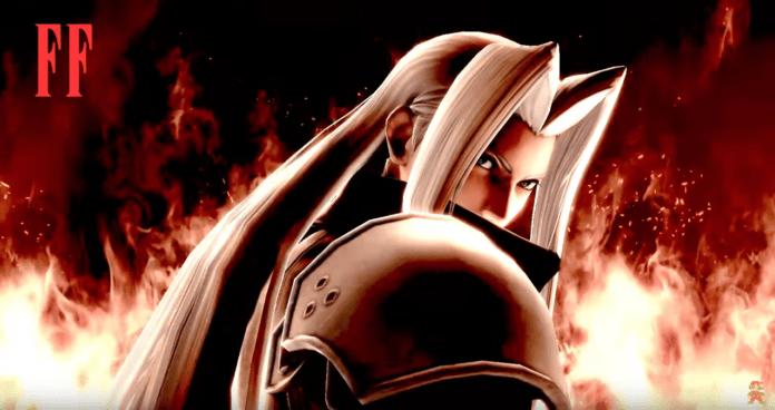 Sephiroth sort le 23 décembre sur Super Smash Bros. Ultimate, présentation vidéo de Sakurai
