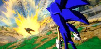 Dragon Ball FighterZ mods sonic Wargreymon Freezer coupé en deux