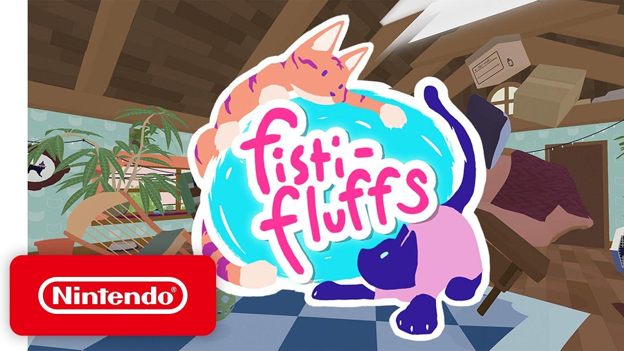 Fisti-Fluffs arrivera sur Nintendo Switch début 2021