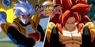 Gogeta Super Saiyan 4 Dragon Ball FighterZ